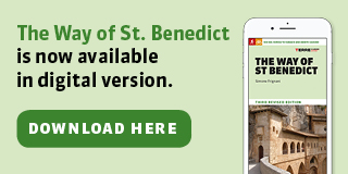 The way of St Benedict is now available in digital version